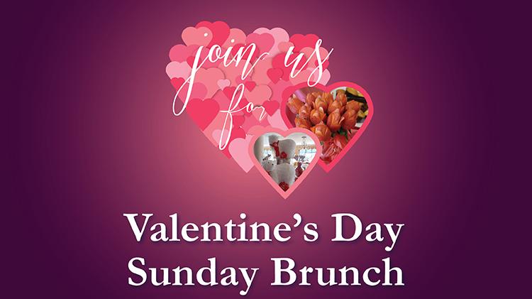Valentine's Day Sunday Brunch