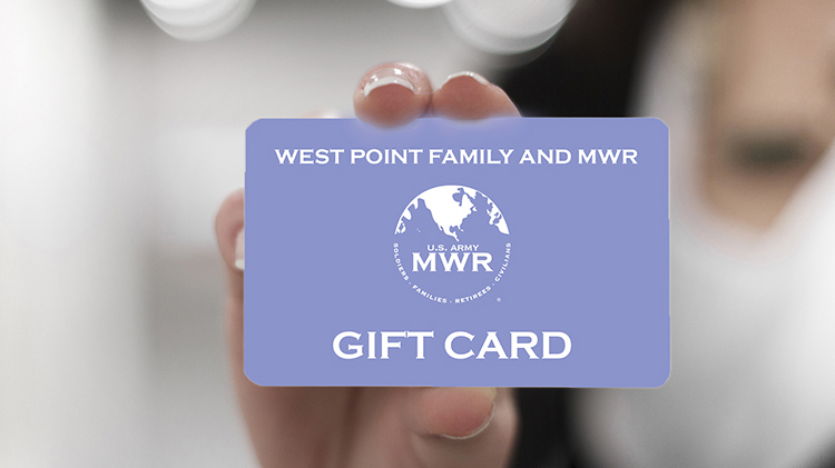 FMWR Gift Cards