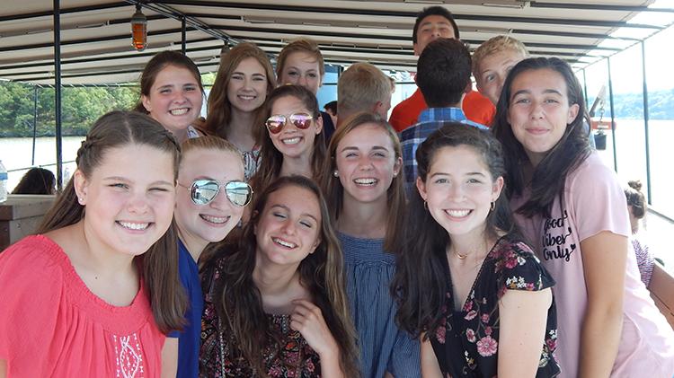 Teen Back to School Boat ride