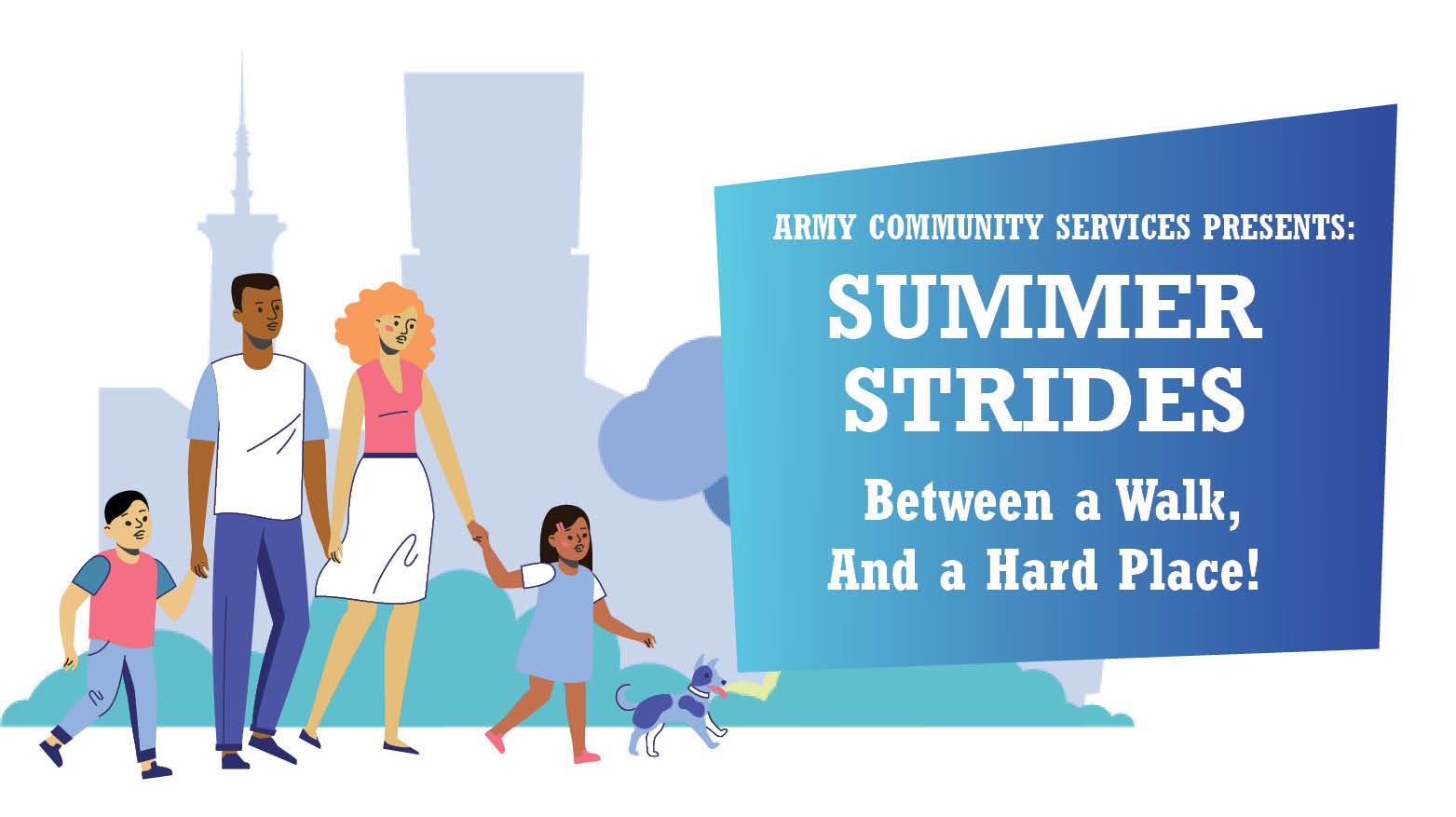 Summer Strides: Walking Challenge