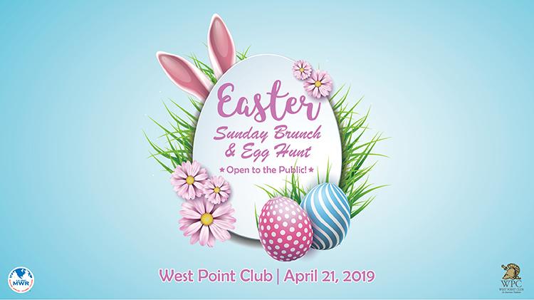 Easter Sunday Brunch & Egg Hunt