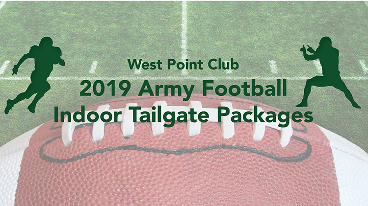 2019 Army Football Indoor Tailgate Packages