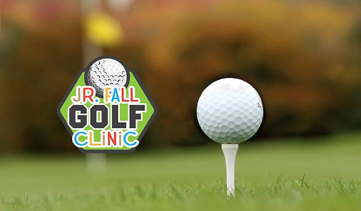 Jr. Fall Golf Clinic