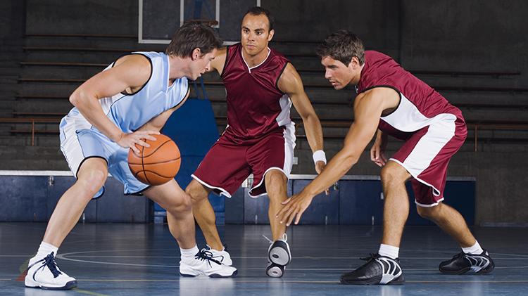 Unit Intramural Nighttime Basketball League Sign-Ups