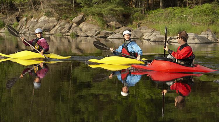 Kayaking Popolopen Creek/Fort Montgomery