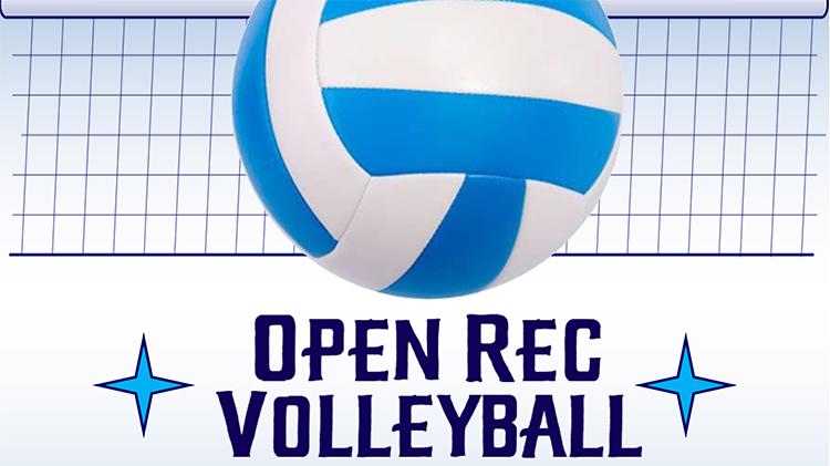 Open Rec Volleyball