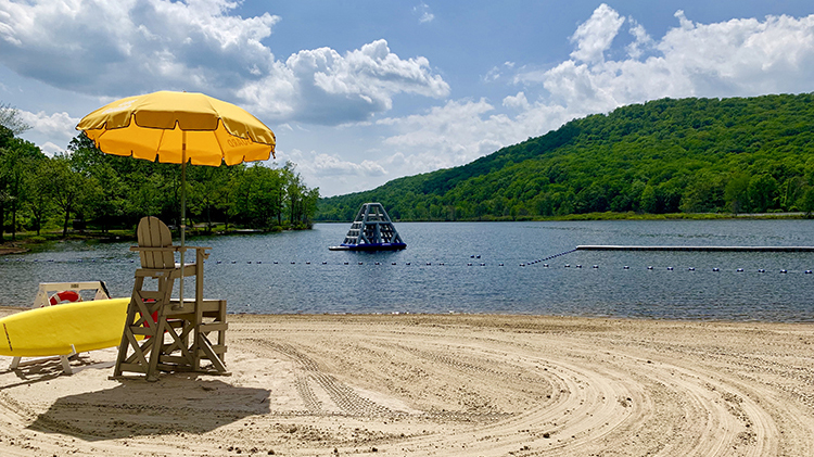Youth Center Trip: Long Pond