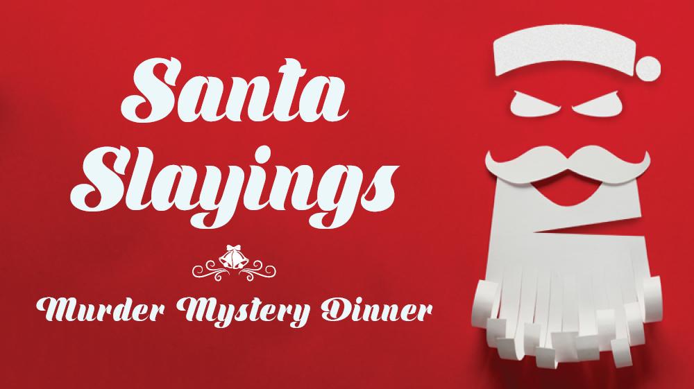 Santa Slaying Murder Mystery