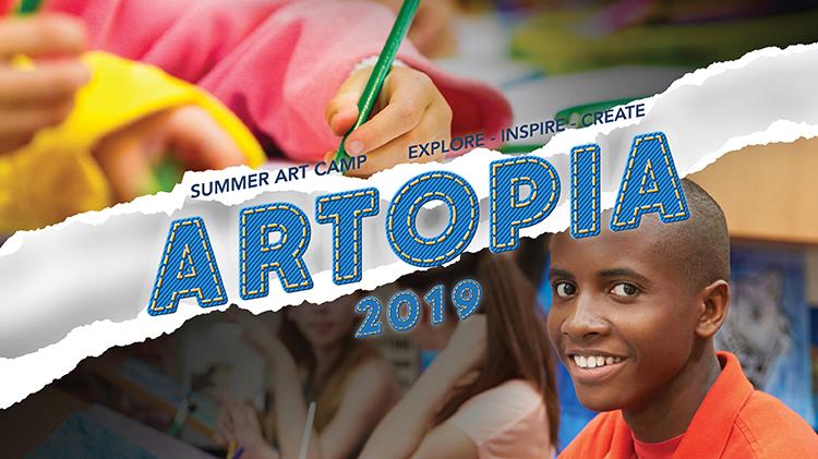 Artopia: Art Summer Camp