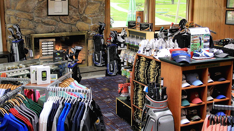 ab43f44549c The West Point Golf Course Pro Shop offers a wide array of clothing