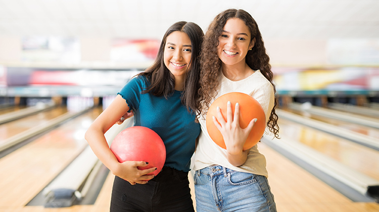 Youth Center Trip: MWR Bowling Center