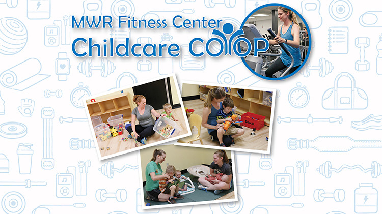 MWR Fitness Center Childcare Co-Op