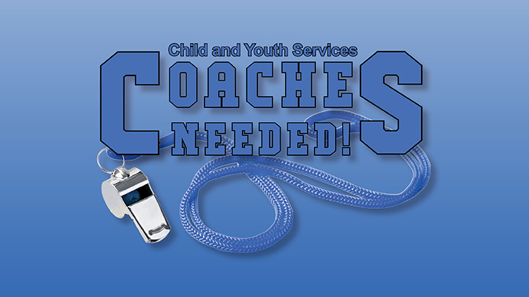 CYS Coaches Needed!