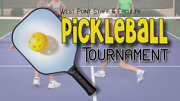 Staff & Faculty Pickleball Tournament