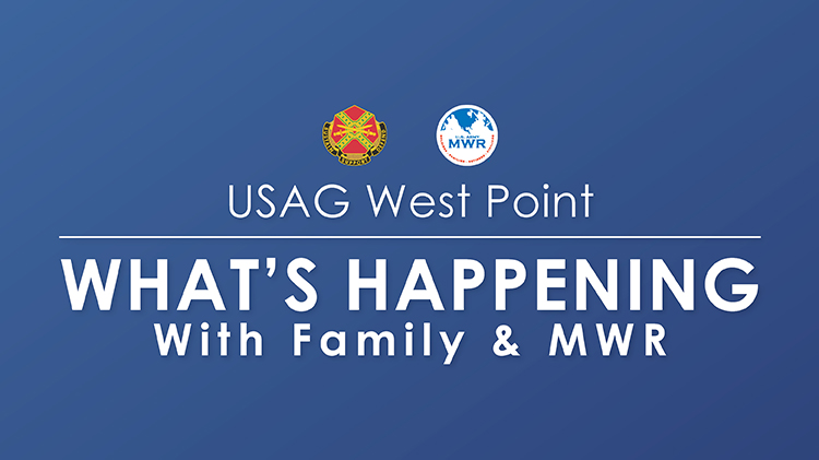 What's Happening with Family & MWR Newsletter