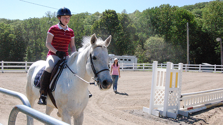 Morgan Farm Summer Riding Camps
