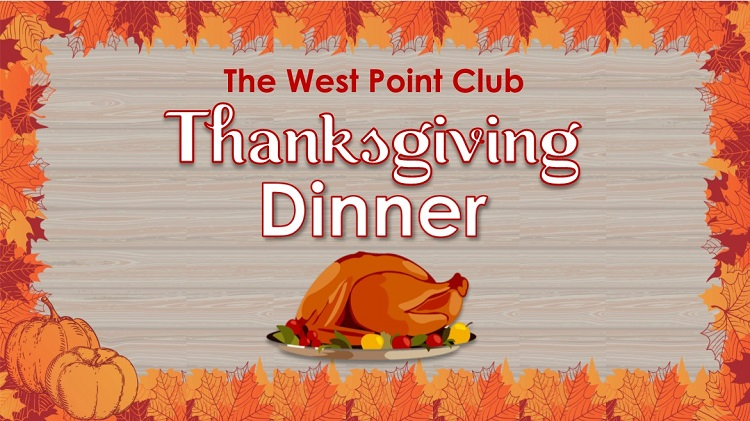 The West Point Club Thanksgiving Dinner