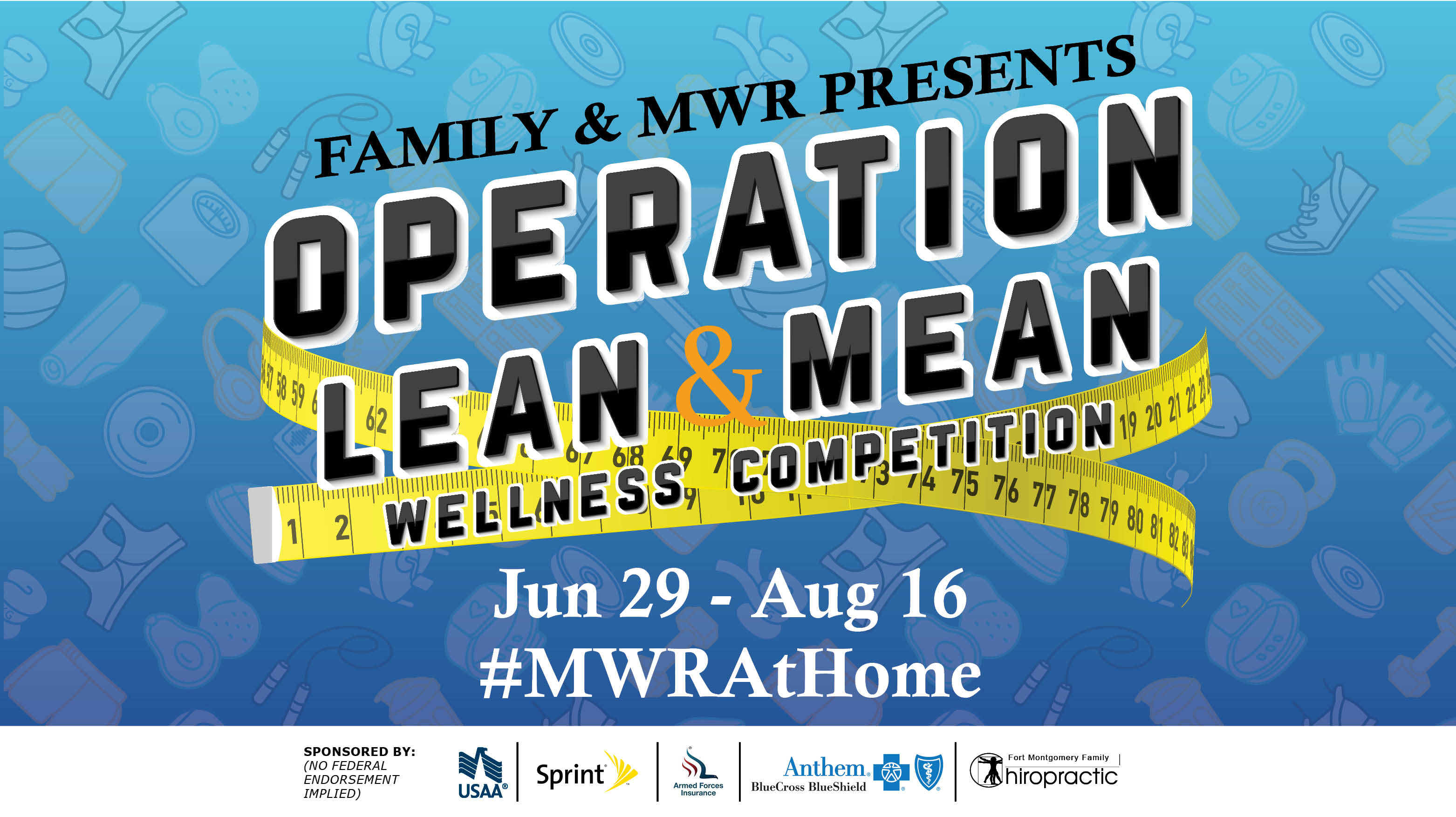 Operation Lean & Mean Wellness Competition