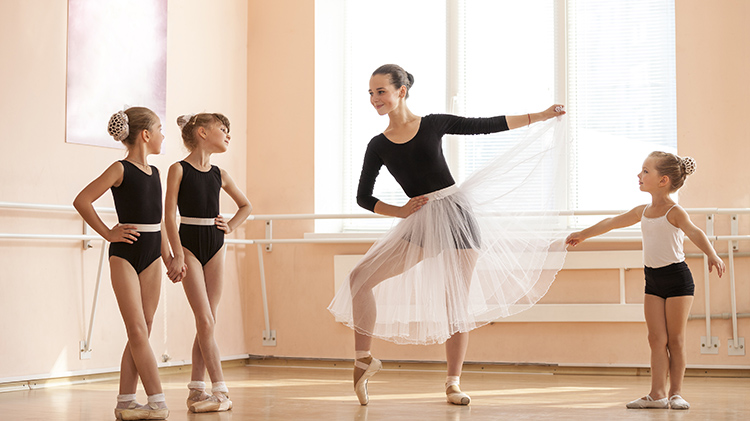 Introduction to Ballet