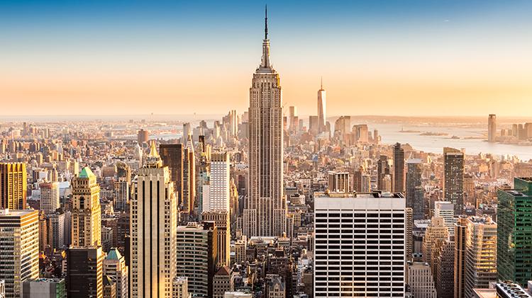 Destination Manhattan