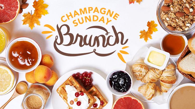 Champagne Sunday Brunch