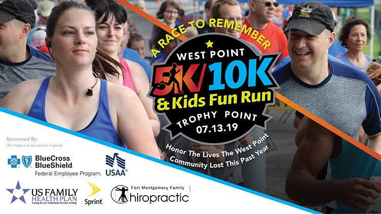 A Race to Remember: West Point 5k/10k & Youth Fun Run