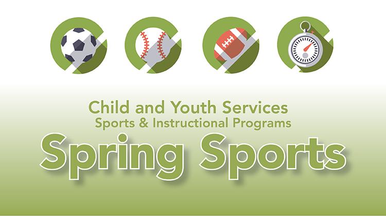 CYS Spring Sports