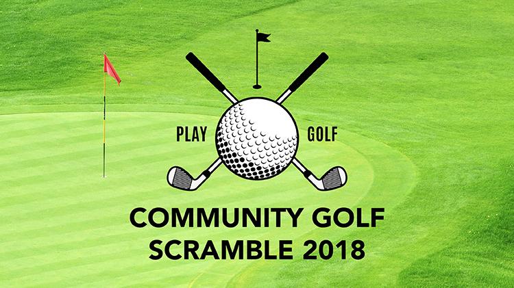 Community Golf Scramble