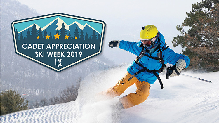 Cadet Appreciation Ski Week