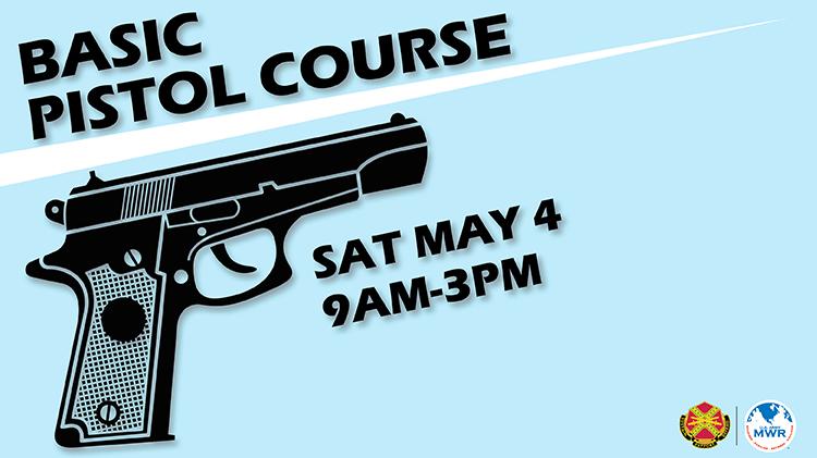 Basic Pistol Course