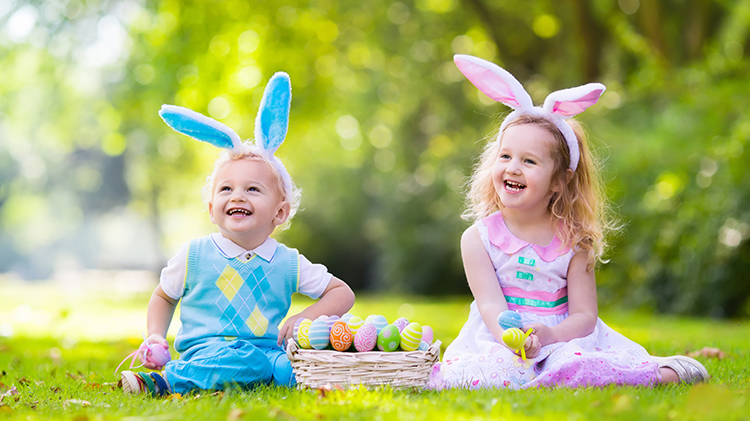 Morning with the Easter Bunny & Friends