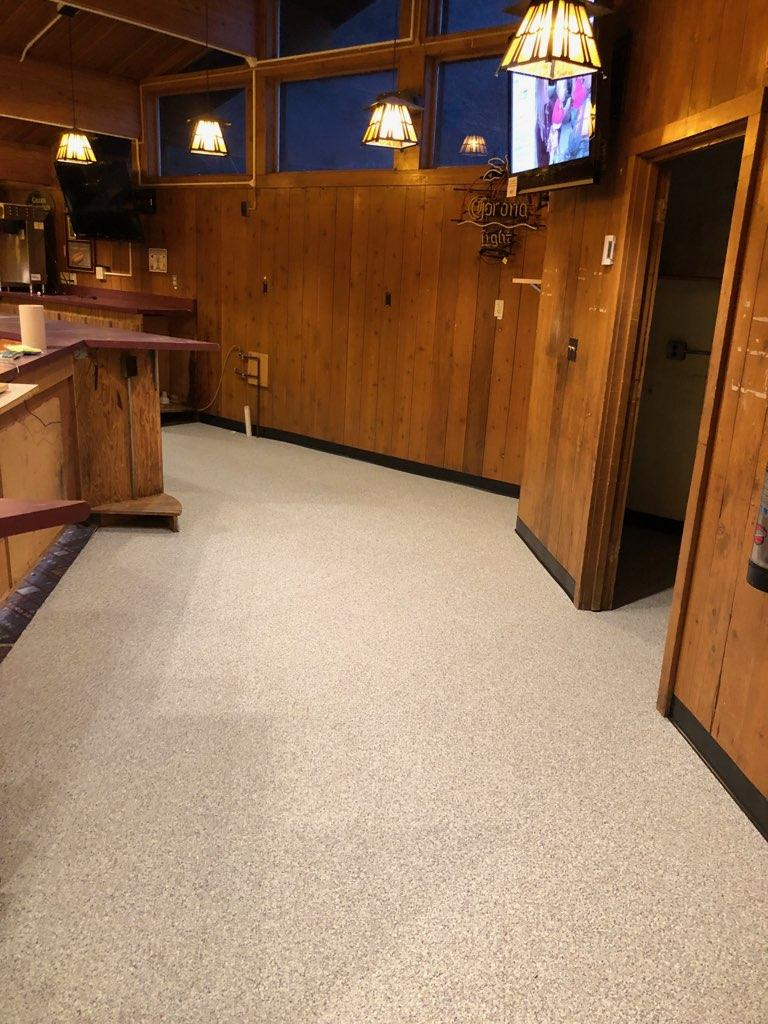 New Flooring Inside Pro-Shop March 2020 - View 4