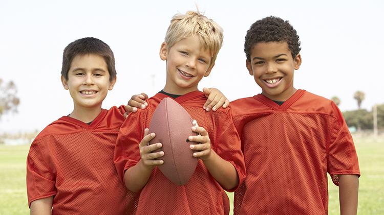 Youth Sports Flag Football Registration