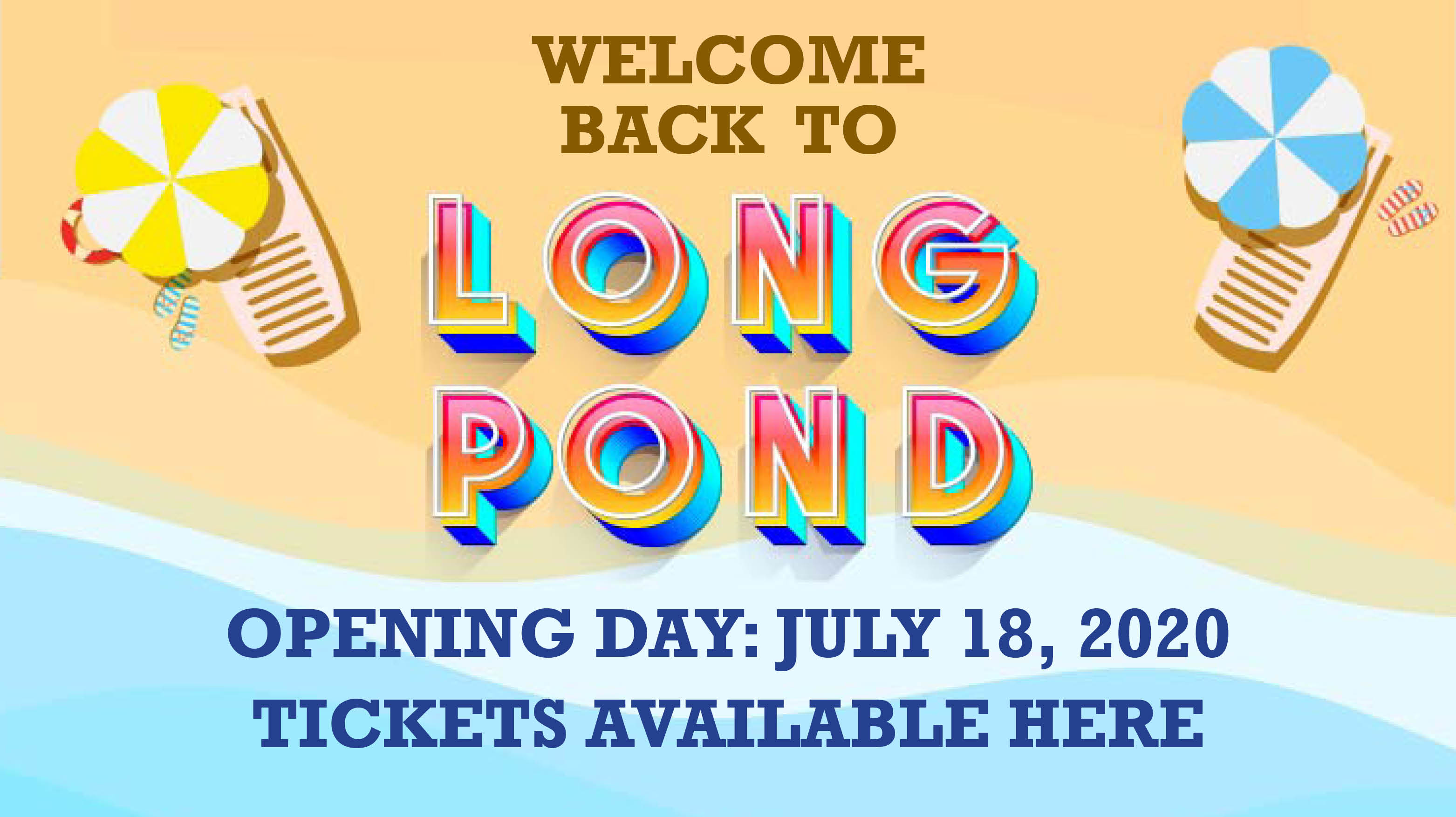 Long Pond Swim Passes