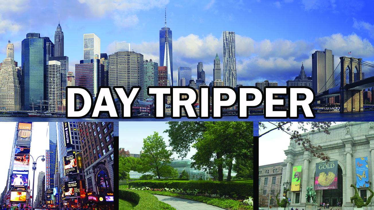 LTS Day Tripper Calendar