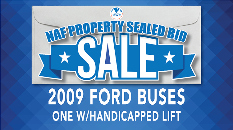 NAF Property Sealed Bid Sale