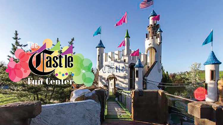 Youth Center Trip: The Castle
