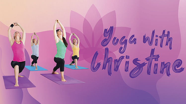 Yoga with Christine