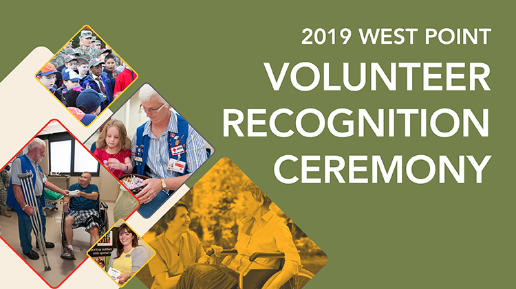 Volunteer Recognition Ceremony