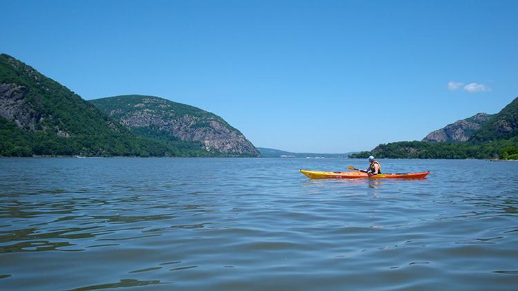 Kayaking Cold Spring