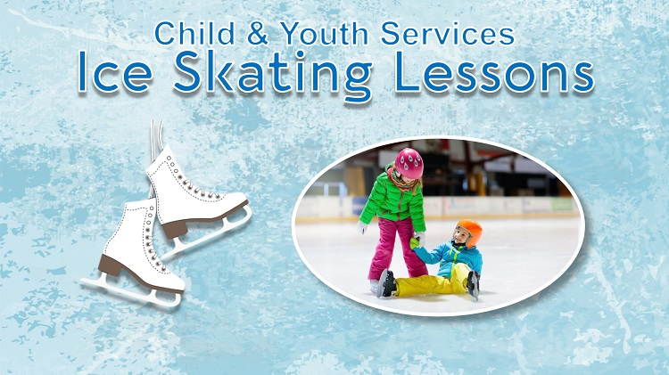 CYS Ice Skating Lessons Ages 3-5, Ages 6 and Up, & Levels 1 & 2