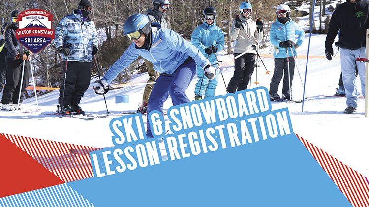 Ski & Snowboard Lesson Registration