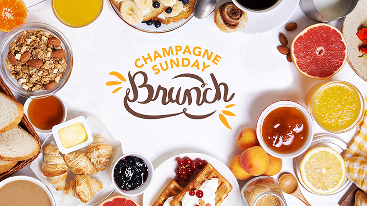 Champagne Sunday Brunch