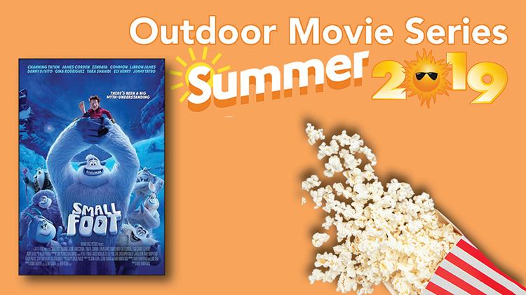 Outdoor Summer Movie Series (Smallfoot)