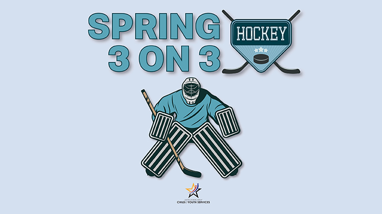 Spring 3 on 3 Hockey