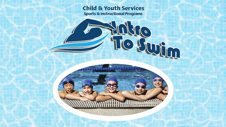 CYS Intro to Swim
