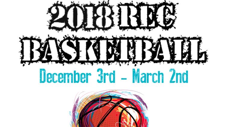 2018 Rec Basketball
