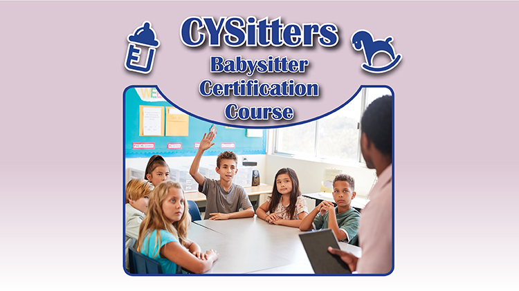 CYSitters Babysitter Certification Course