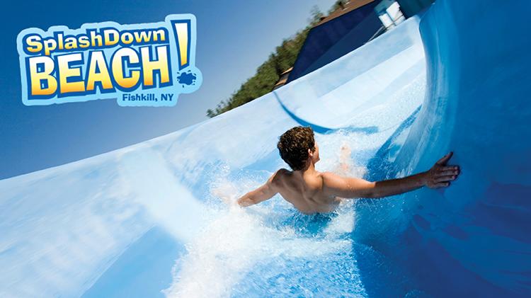 Youth Center Trip: Splashdown Beach