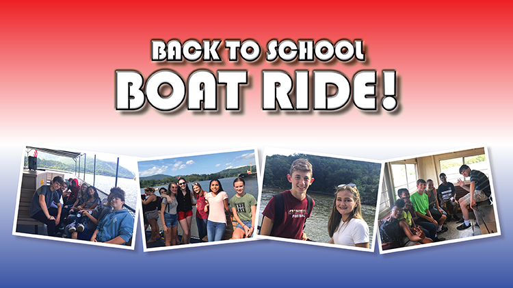 Back to School Boat Ride
